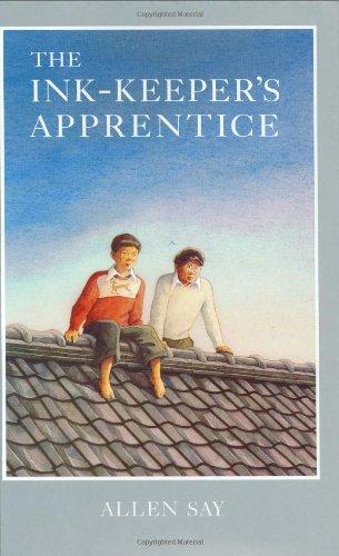 The Ink-Keeper's Apprentice: Say, Allen