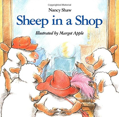 9780395706725: Sheep in a Shop (Sandpiper Book)