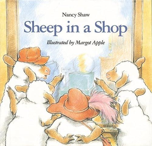 9780395706725: Sheep in a Shop (Sandpiper Book)