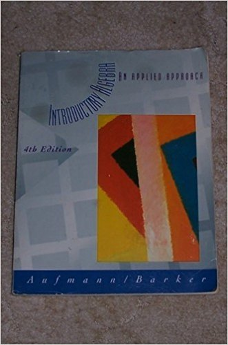 9780395708316: Introductory Algebra
