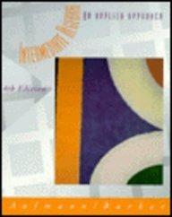 9780395708323: Intermediate Algebra
