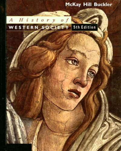 9780395708415: History of Western Society Complete
