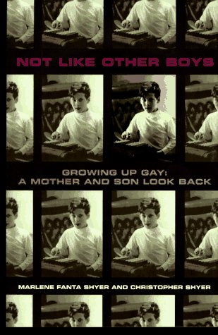 9780395709399: Not Like Other Boys Growing Up Gay: A Mother and Son Look Back