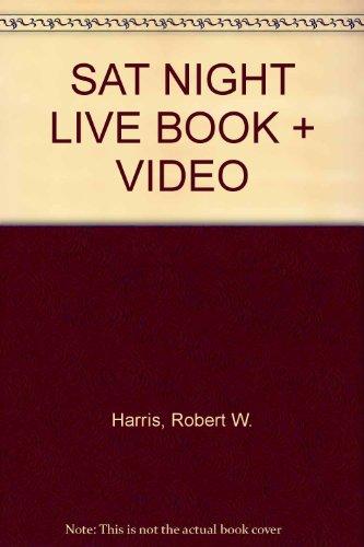 9780395709511: SAT NIGHT LIVE BOOK + VIDEO