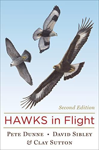 9780395709597: Hawks in Flight