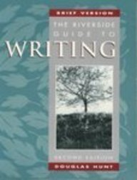 9780395709627: The Riverside Guide to Writing