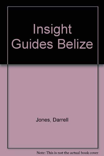 9780395710531: Insight Guides BELIZE