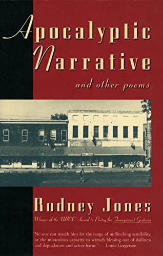 9780395710876: Apocalyptic Narrative and Other Poems