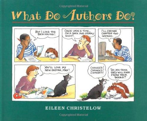 9780395711248: What Do Authors Do?