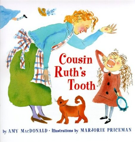 9780395712535: Cousin Ruth's Tooth