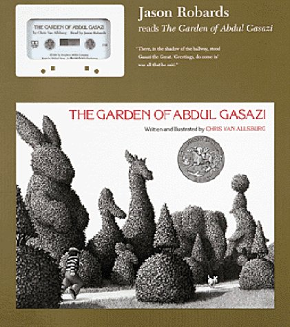 9780395712542: The Garden of Abdul Gasazi