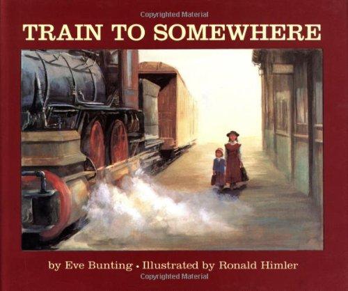 9780395713259: Train to Somewhere