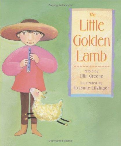 9780395715260: The Little Golden Lamb