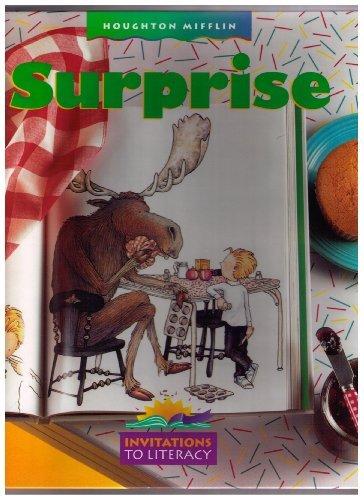 9780395719510: Surprise Grade 1.4 (Invitations to Literacy)