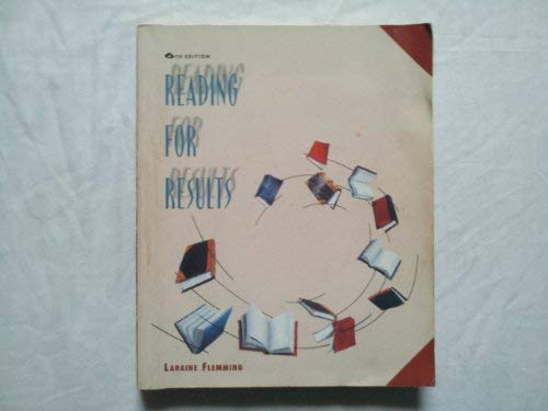 9780395719657: Reading for Results