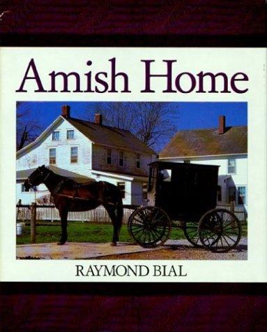 9780395720219: Amish Home