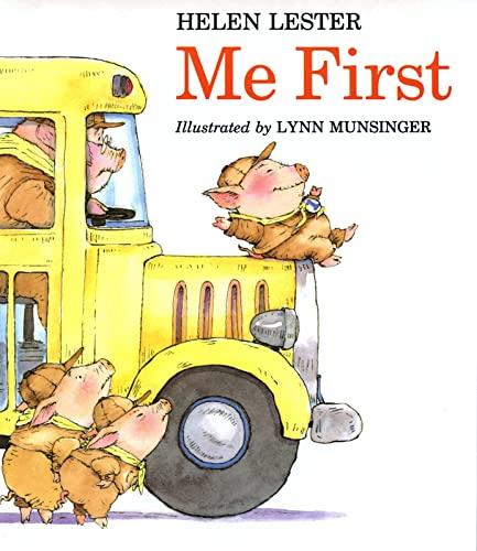 9780395720226: Me First (Sandpiper paperbacks)