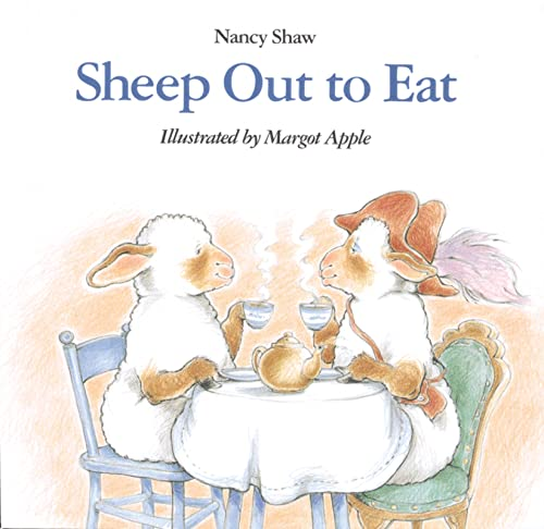 Sheep Out to Eat (Sandpiper paperbacks): Shaw, Nancy E.