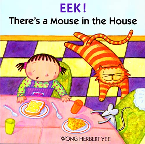 9780395720295: Eek! There's a Mouse in the House (Sandpiper Paperbacks)