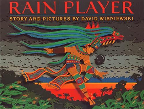 9780395720837: Rain Player