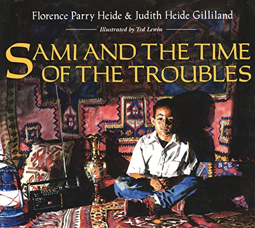 9780395720851: Sami and the Time of the Troubles