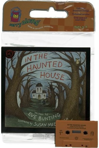 9780395720899: In the Haunted House Book & Cassette (Carry Along)
