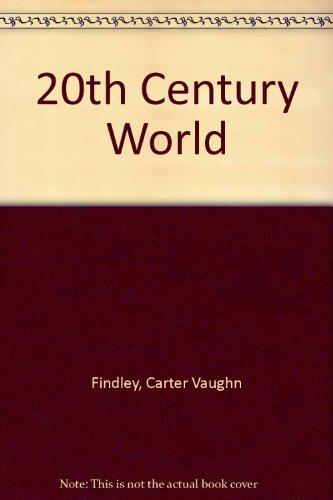 9780395721797: 20th Century World