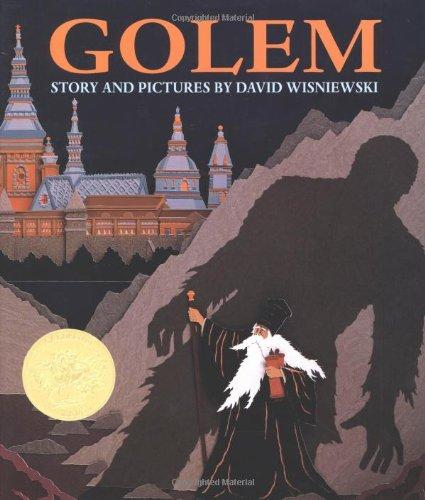 9780395726181: Golem (Caldecott Medal Book)