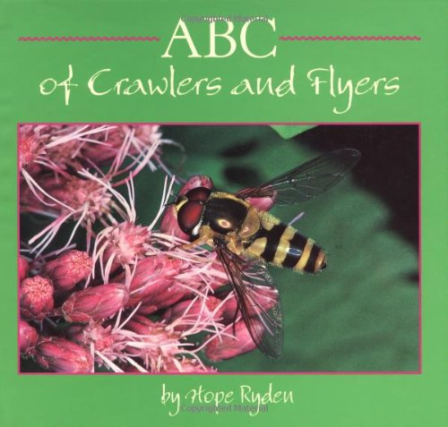 9780395728086: ABC of Crawlers and Flyers