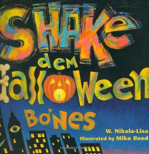 9780395730959: Shake Dem Halloween Bones