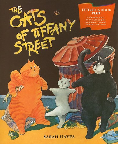 9780395731666: The Cats of Tiffany Street (Houghton Mifflin Leveled Library: Little Big Book Plus)