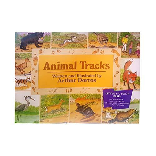 9780395731673: Animal tracks