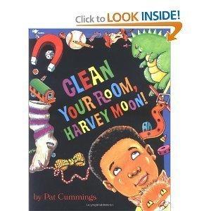 9780395731697: Clean your room, Harvey Moon
