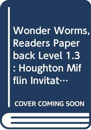 Houghton Mifflin Invitations to Literature: Rd Pback+: HOUGHTON MIFFLIN