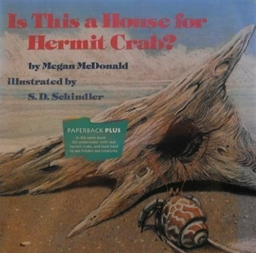 9780395732199: Is this a house for Hermit Crab?