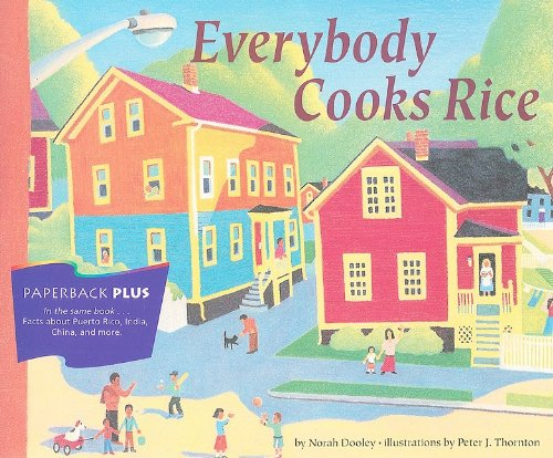 9780395732335: Everybody Cooks Rice: Houghton Mifflin Invitations to Literature (Invitations to Lit 1996)