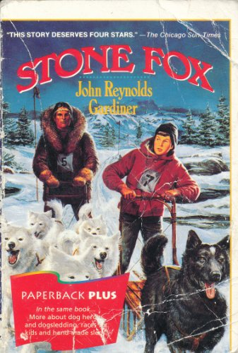 9780395732472: Houghton Mifflin Invitations to Literature: Paperback Plus Level 4 Stone Fox