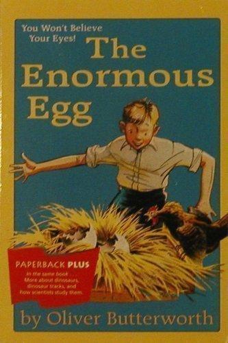 9780395732496: Enormous Egg: Level 4