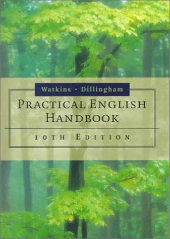 9780395733332: Practical English Handbook