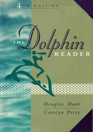 9780395733431: The Dolphin Reader