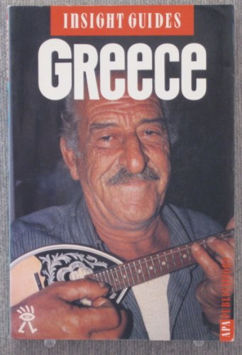 9780395733806: Greece (Insight Guides)