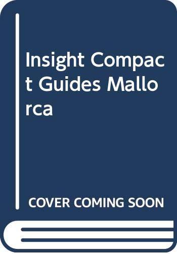 9780395734407: Insight Compact Guides Mallorca