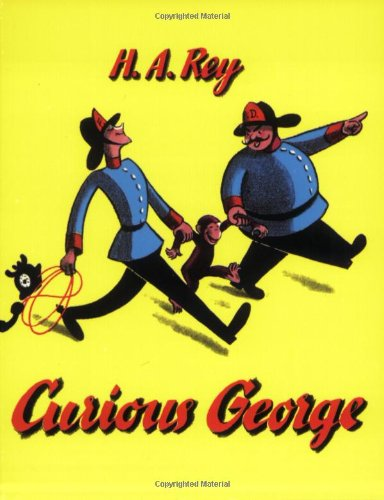 9780395735183: The Adventures of Curious George