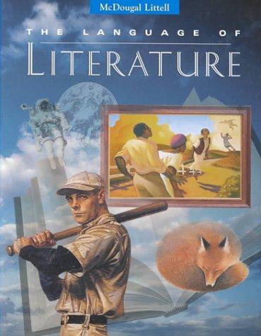 9780395737026: Language of Literature Grade 7