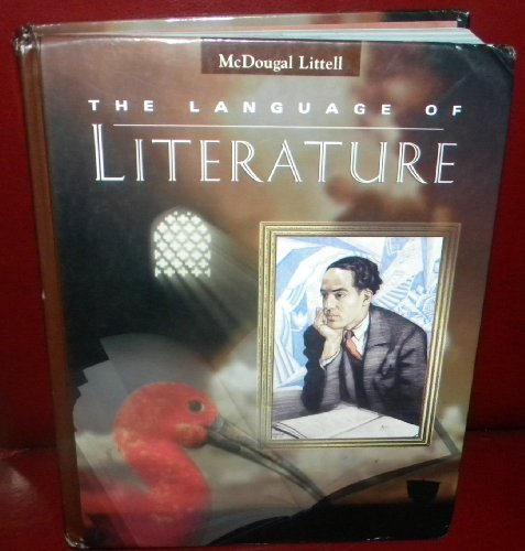 9780395737040: McDougal Littell Language of Literature: Student Edition Grade 9 1997
