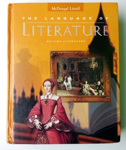 9780395737071: The Language of Literature (British Literature)