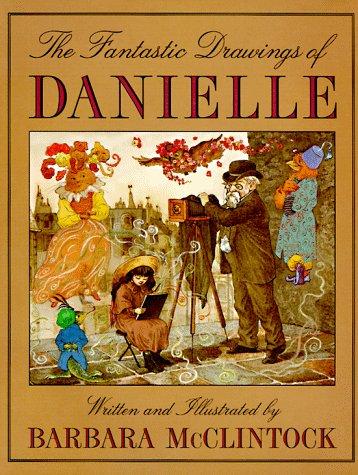 9780395739808: The Fantastic Drawings of Danielle