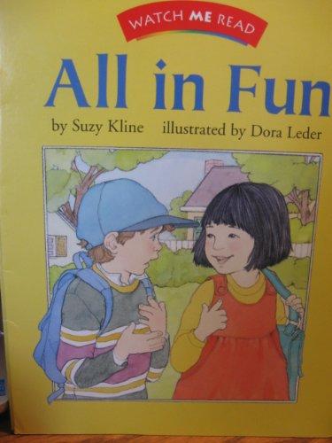 All in Fun: Kline, Suzy
