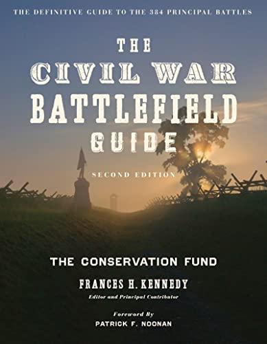 9780395740125: The Civil War Battlefield Guide