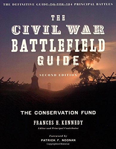 9780395740125: The Civil War Battlefield Guide, Second Edition